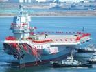 """Tàu sân bay Trung Quốc """"không có cửa"""" trước mẫu hạm Mỹ"""