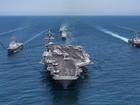 Triều Tiên: Tàu sân bay Carl Vinson quay về Mỹ, mẫu hạm Nimitz lại đến gác