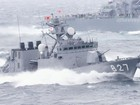 Nhật đóng tàu hộ vệ đấu Trung Quốc ở biển Hoa Đông