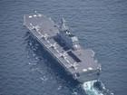 """Điều tàu sân bay """"dạo"""" Biển Đông: Mưu sâu Nhật Bản"""