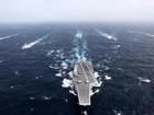 """Tàu sân bay Izumo Nhật Bản có thể """"đánh chìm tàu Liêu Ninh trong nửa giờ"""""""