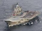 Kế hoạch tàu sân bay mới của Nga: Đua với Mỹ, Trung Quốc