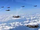100 máy bay tàng hình F-35 gây áp lực với Triều Tiên