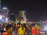 Khách du lịch đến Đà Nẵng du Xuân Đinh Dậu tăng mạnh