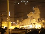 Video: Nổ lớn tại lò luyện vôi Formosa Hà Tĩnh