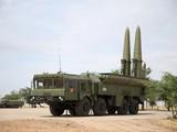 Tại sao Nga ém tên lửa Iskander-M sát biên giới Trung Quốc