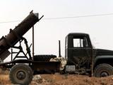 Tên lửa, hỏa lực quân đội Syria hủy diệt trung tâm chỉ huy IS