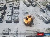 Hàng chục phiến quân IS nộp mạng trước SDF ở Raqqa, Syria