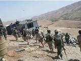 Xe tăng Syria xuất trận cùng Hezbollah, quân đội Lebanon tấn công khủng bố (chùm video)