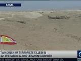 Hezbollah tấn công, tiêu diệt nhiều phiến quân ở biên giới Syria-Lebanon (video)