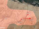 """""""Hổ Syria"""" chiếm thêm chốt IS, tiến đánh về giải cứu Deir Ezzor (video)"""