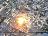 IS tung 4 xe bom tự sát tấn công liên tiếp người Kurd tại Raqqa