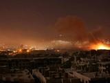 Quân Syria trút bão tên lửa vào sào huyệt phiến quân ven Damascus