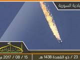 Phiến quân tuyên bố bắn hạ máy bay chiến đấu Syria, phi công bị bắt