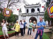 Trên 7 triệu lượt du khách quốc tế đến Việt Nam trong 9 tháng qua