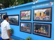 Trưng bày 100 bức ảnh Hà Nội – Thành phố hòa bình