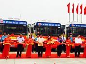 Hà Nội mở rộng tuyến xe buýt phục vụ khu vực ngoại thành