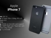 iPhone 7 Plus 32GB bị nghi dùng chip nhớ chất lượng thấp