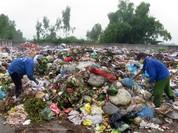 Quy hoạch quản lý chất thải rắn 7 tỉnh kinh tế trọng điểm Bắc Bộ