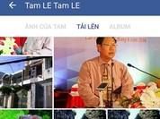 Ông Lê Văn Tâm - Phó Chủ tịch UBND TP Cần Thơ bị lập facebook mạo danh