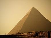 Phát hiện 2 căn phòng bí ẩn tại kim tự tháp Giza