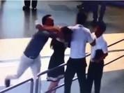 Hà Nội: Sa thải thanh tra giao thông hành hung nữ nhân viên sân bay