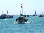5 tàu cá Việt Nam bị Thái Lan chặn giữ