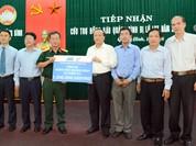 Ngân hàng TMCP Quân đội ủng hộ đồng bào miền Trung