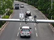 Cao tốc Nội Bài – Lào Cai dùng 58 camera giám sát vi phạm an toàn giao thông