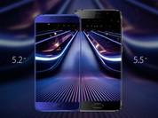 Smartphone thiết kế giống Note 7, có tính năng chống nổ
