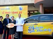 Nam A Bank tặng xe công vụ cho bệnh viện Từ Dũ