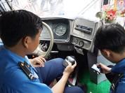 Phạt 8.311 phương tiện vi phạm qua thiết bị giám sát hành trình