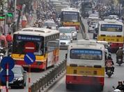 Hà Nội sắp đưa thêm 1.400 xe buýt tiêu chuẩn châu Âu vào sử dụng