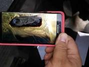 Sắp có kết luận nguyên nhân sự cố Galaxy Note7 cháy nổ