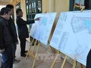 Hà Nội dùng hơn 615 nghìn m2 đất để xây Nhà máy nước sông Đuống
