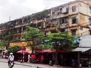 Hà Nội cũng muốn có cơ chế đặc thù cải tạo chung cư cũ