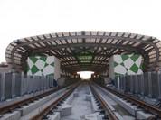 Đến ngày 1/10/2017 sẽ chạy thử đường sắt Cát Linh-Hà Đông