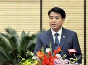 """Chủ tịch Chung than quy hoạch """"băm nát"""" Hà Nội"""