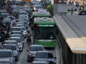Gắn camera sẵn sàng phạt nguội xe lấn làn buýt BRT
