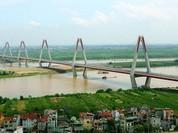 Hà Nội: Hai phương án lập quy hoạch 2 bên bờ sông Hồng