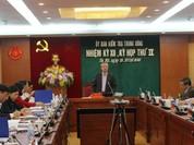 Ban Bí thư quyết định kỷ luật Ban Thường vụ Đảng ủy Ngoài nước