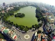 Hà Nội: Nạo vét 57.400 m3 bùn để làm sạch Hồ Gươm
