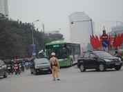 Đề xuất cấm taxi hoạt động trên tuyến đường buýt nhanh chạy