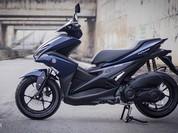 Yamaha NVX 125 tham vọng cạnh tranh Honda Air Blade