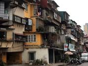 Hà Nội: Hơn 10 năm mới cải tạo được 1% chung cư cũ