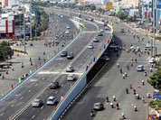 TP. HCM tiếp tục nghiên cứu dự án thu phí ô tô vào trung tâm