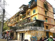 Hà Nội không cấp phép cho xây thêm chung cư trong khu lõi nội đô