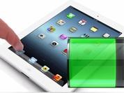 6 tuyệt chiêu giúp bạn kéo dài thời gian sử dụng iPad