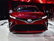 Ngắm Toyota Camry 2018 dành cho thị trường châu Á