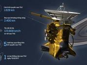 Tàu vũ trụ tỷ đô liên lạc lại với NASA từ 'cõi chết'